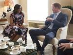 Michelle Obama UK visit