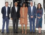 Obama Dinner at Kensington Palace