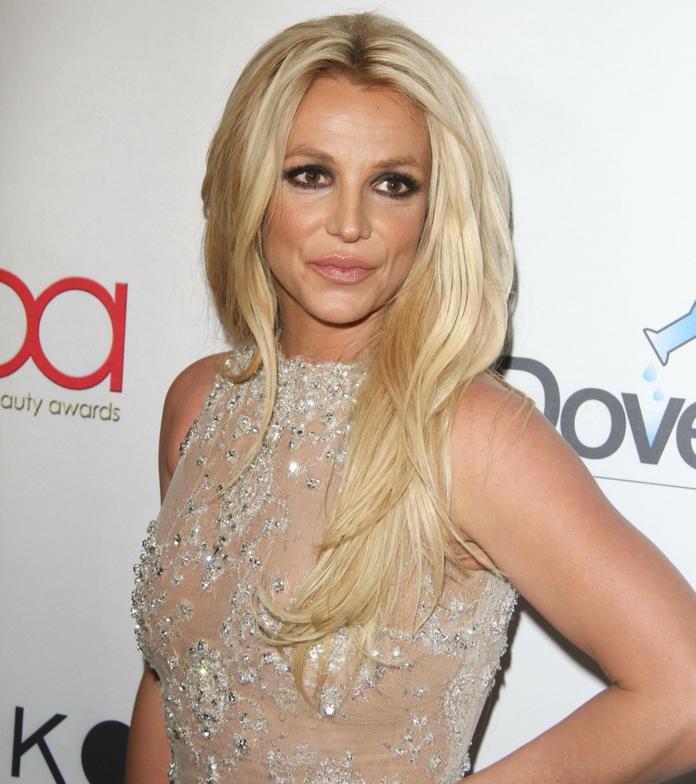 Britney Spears at the 4th Hollywood Beauty Awards at Avalon Hollywood