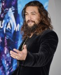 Jason Momoa at the premiere of Warner Bros. Pictures' 'Aquaman' at TCL Chinese Theatre in Hollywood