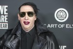 Marilyn Manson attends The Art of Elysium's 13th Annual Black Tie Artistic Experience 'Heaven' at The Palladium in Hollywood, Los Angeles, California, USA, on 04 January 2020. | usage worldwide