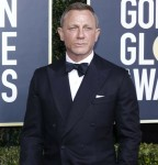 Daniel Craig attending the 77th Annual Golden Globe Awards at The Beverly Hilton Hotel on January 5, 2020 in Beverly Hills, California. | usage worldwide