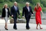 Prime Minister Boris Johnson G7 Leaders Summit