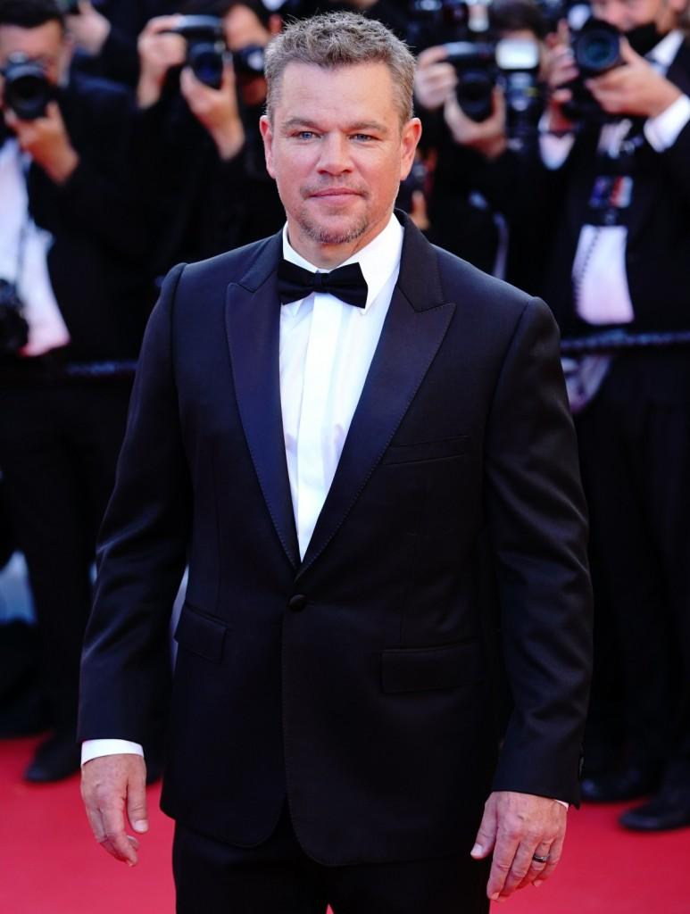 CELEBRITES : Red Carpet du film Stillwater - Cannes - 08/07/2021