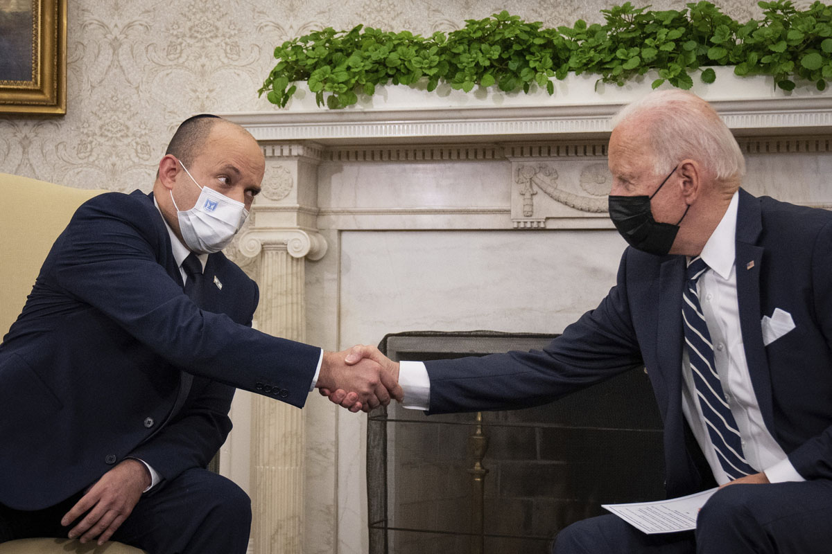 Biden: We're considering recommending booster shots at 5 months like