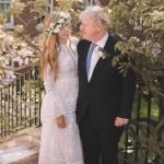 Boris Johnson Wedding