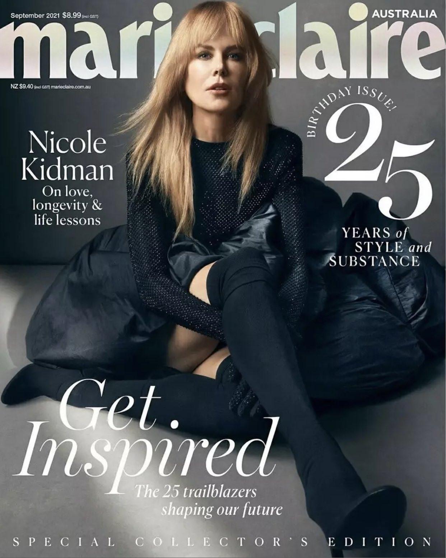 Nicole Kidman's regret: 'I wish…