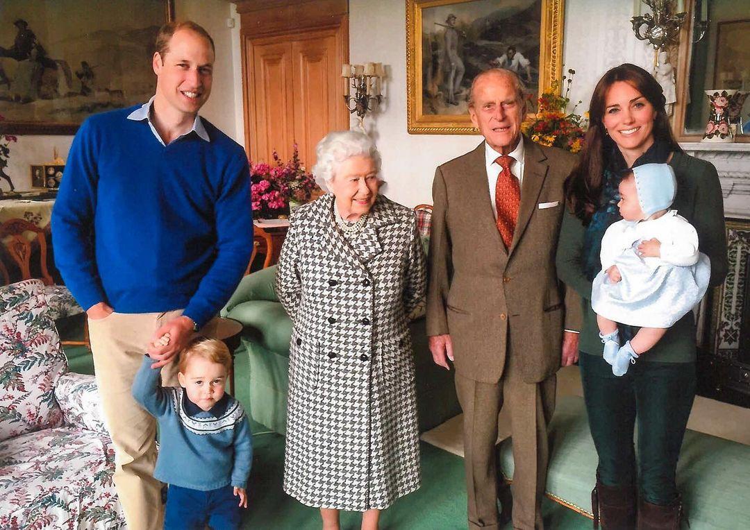 queen philip cambridge