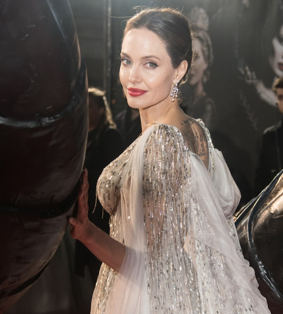 Maleficent: Mistress of Evil European Premiere at BFI IMAX, London