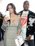 Kanye West Accuses Kim Kardashian Of Trying To Commit Him To Mental Hospital On Twitter **FILE PHOTOS**