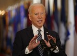 Joe Biden Address' the nation on the anniversary of the COVID-19 shutdown