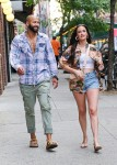Kacey Musgraves and beau Cole Shafer step out for dinner in NYC!