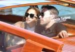 'Bennifer' couple arrive in Venice during the 78th Venice Film Festival