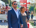 Ben Affleck and Jennifer Lopez at the 78th Venice Film Festival
