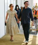 Jennifer Lopez and Ben Affleck spotted in Venice