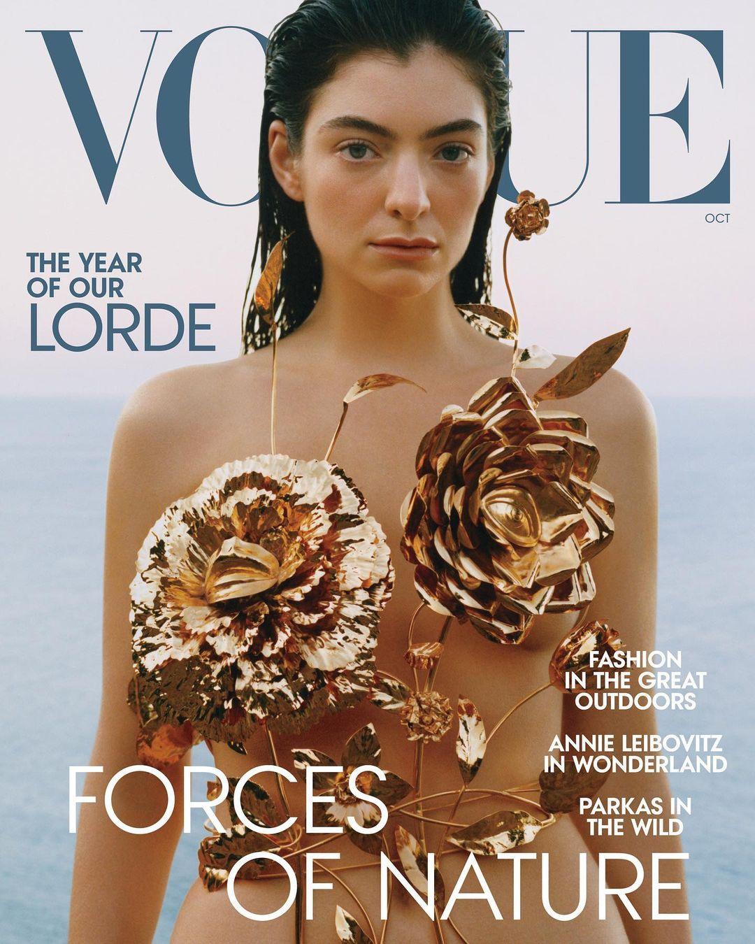 Lorde Vogue