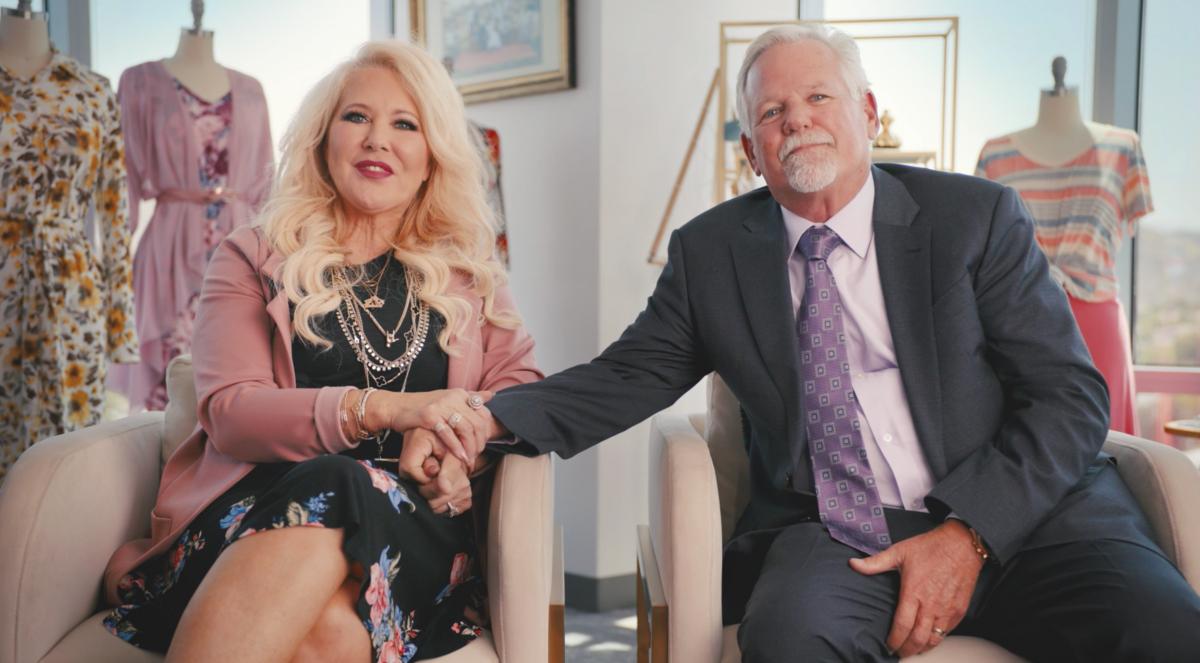 DeAnne and Mark Stidham during their interview