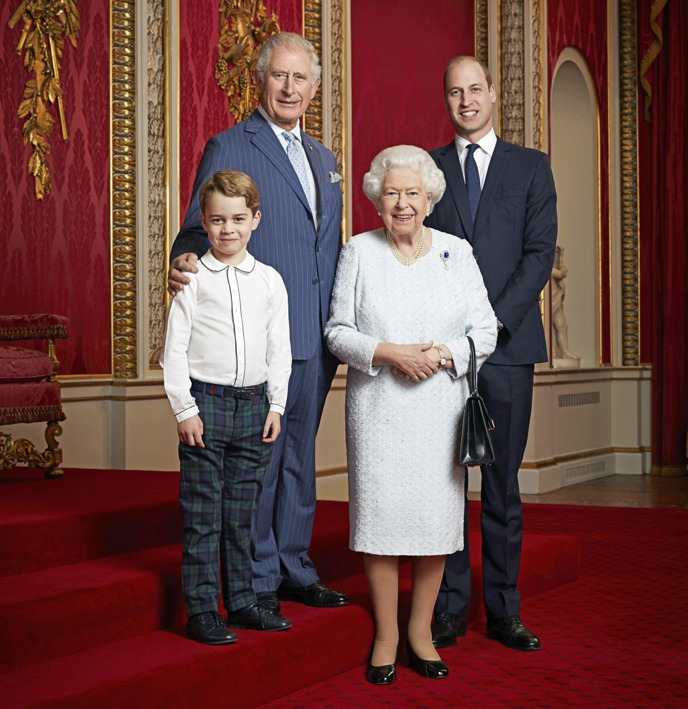 Royal Portrait