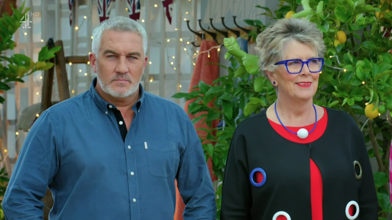 The Great British Bake Off for Stand Up to Cancer