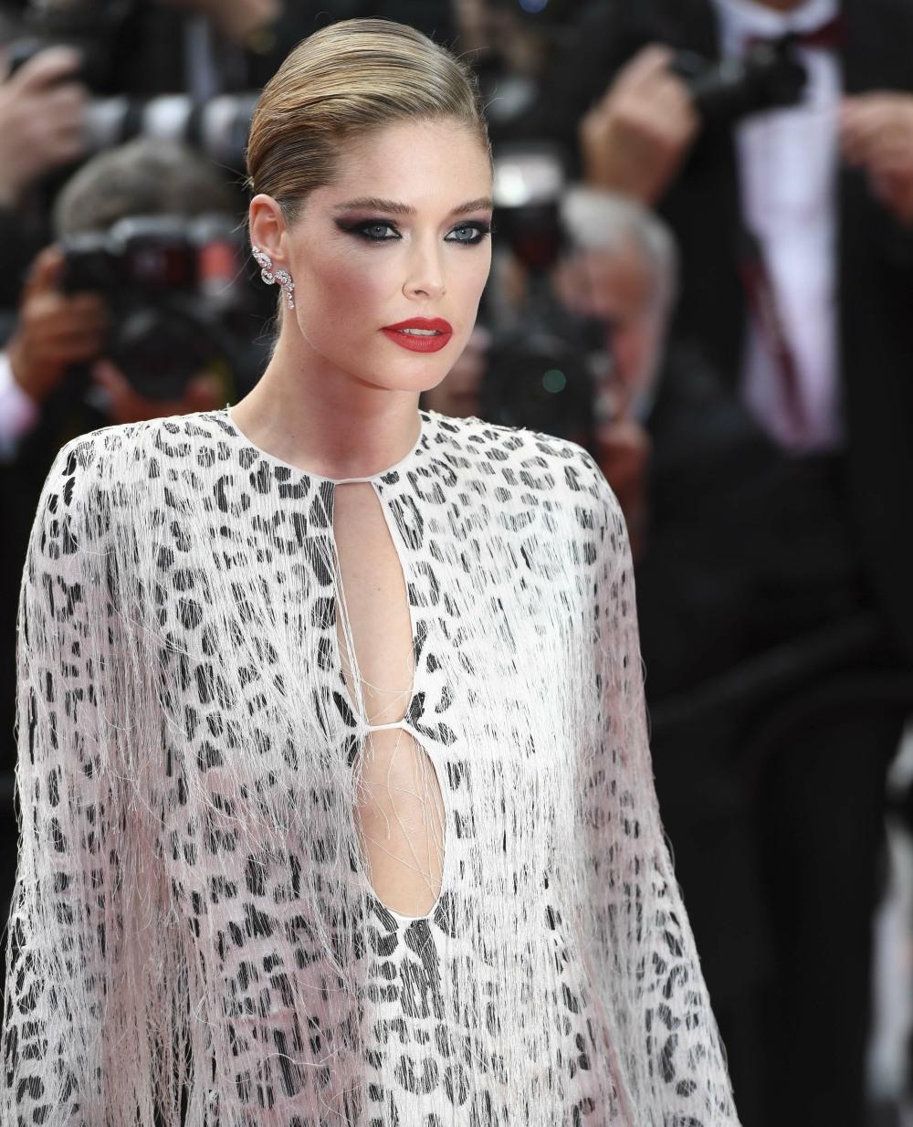 Doutzen KroesCINEMA : 72 eme Festival de Cannes - Red Carpet du film once upo