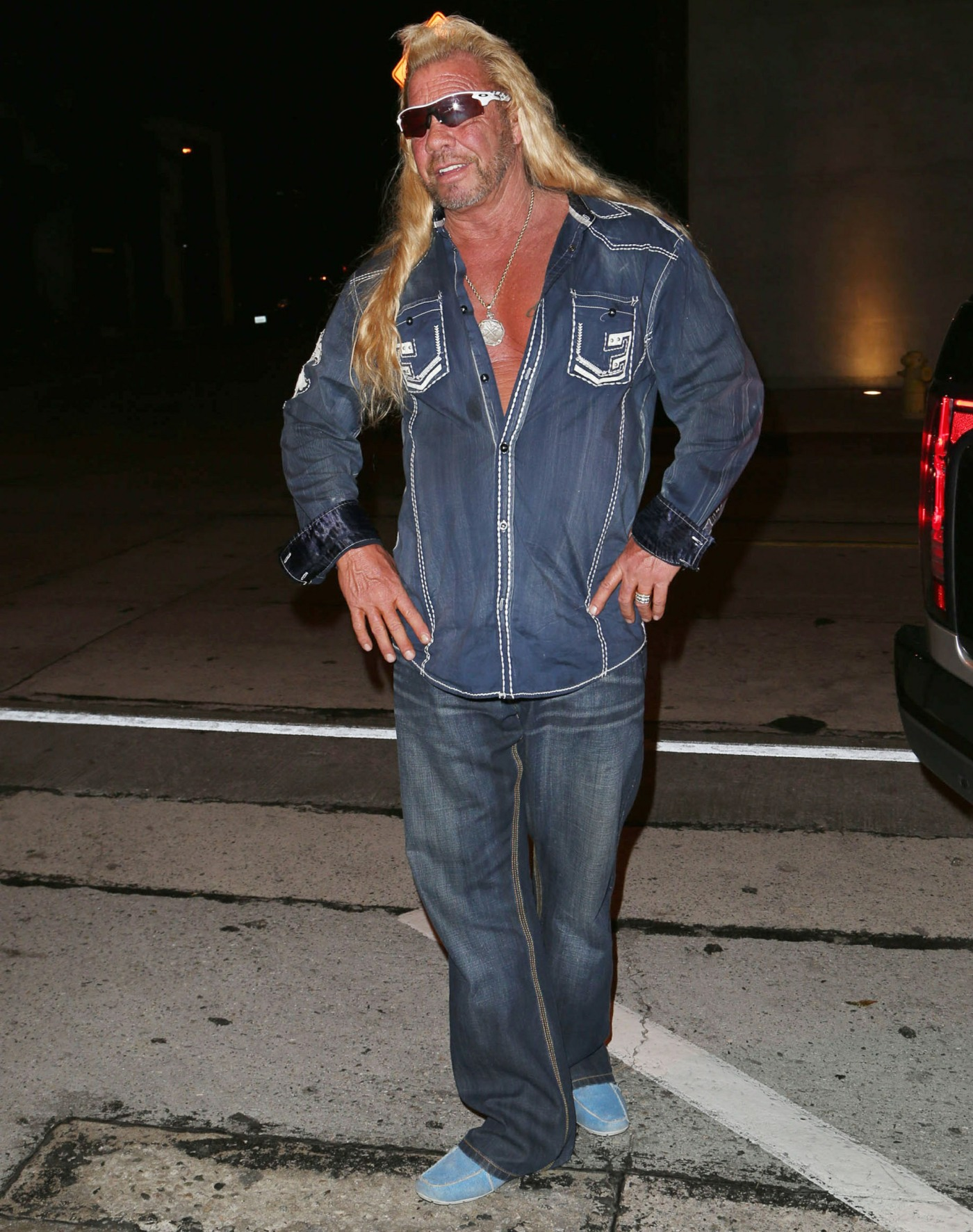 Dog the Bounty Hunter on using the n-word: 'I have more Black friends