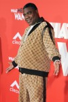"""Tracy Morgan at the premiere of Paramount Pictures' """"What Men Want"""" at the Regency Village Theatre in Westwood"""