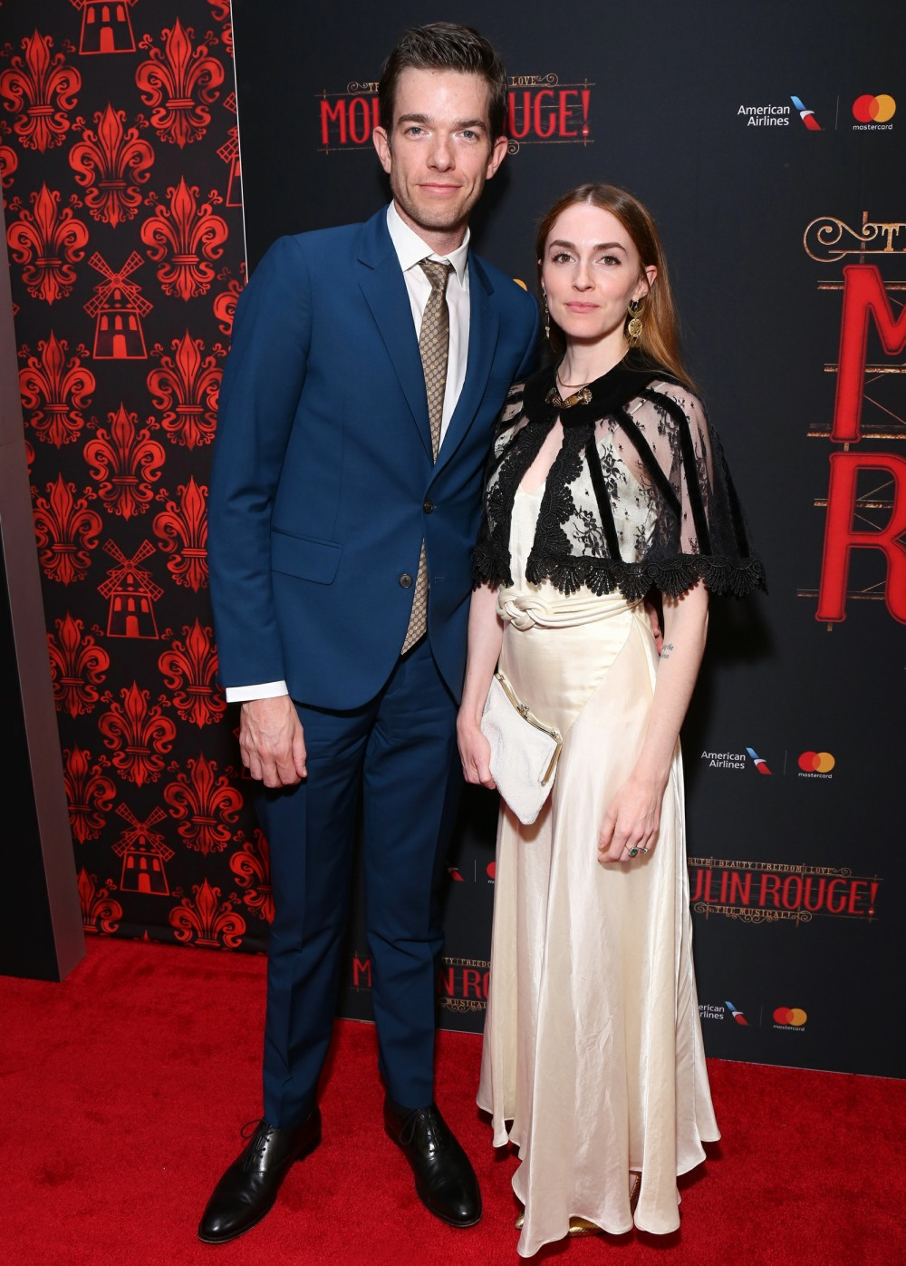 Moulin Rouge Opening Arrivals