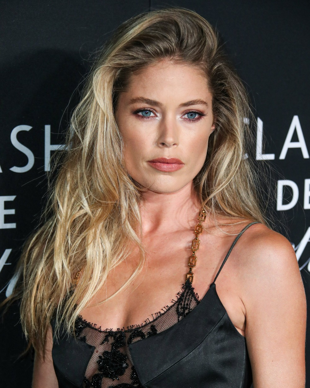 Doutzen Kroes arrives at the 2019 Harper's BAZAAR Celebration of 'ICONS By Carine Roitfeld' held at The Plaza Hotel on September 6, 2019 in Manhattan, New York City, New York, United States.