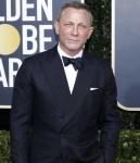 Daniel Craig attending the 77th Annual Golden Globe Awards at The Beverly Hilton Hotel on January 5, 2020 in Beverly Hills, California.   usage worldwide