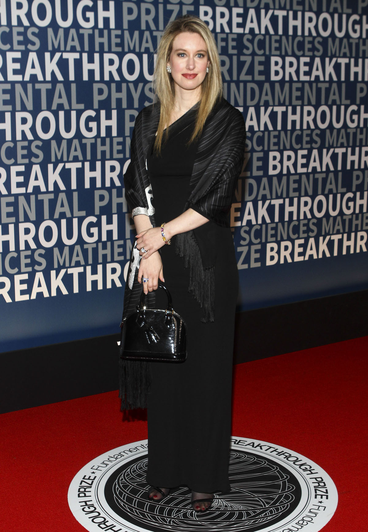USA - 2015 - Breakthrough Prize Ceremony in Mountain View - Arrivals
