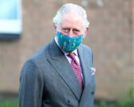 The Prince Of Wales And The Duchess Of Cornwall Visit The Gloucestershire Vaccination Centre At Gloucestershire Royal Hospital