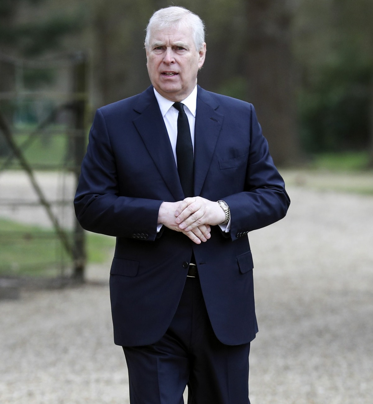 A British high court said that Prince Andrew was properly served by the Yanks
