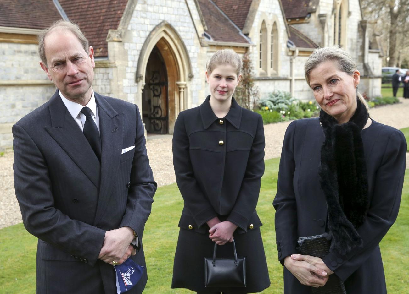 Duke of Edinburgh death
