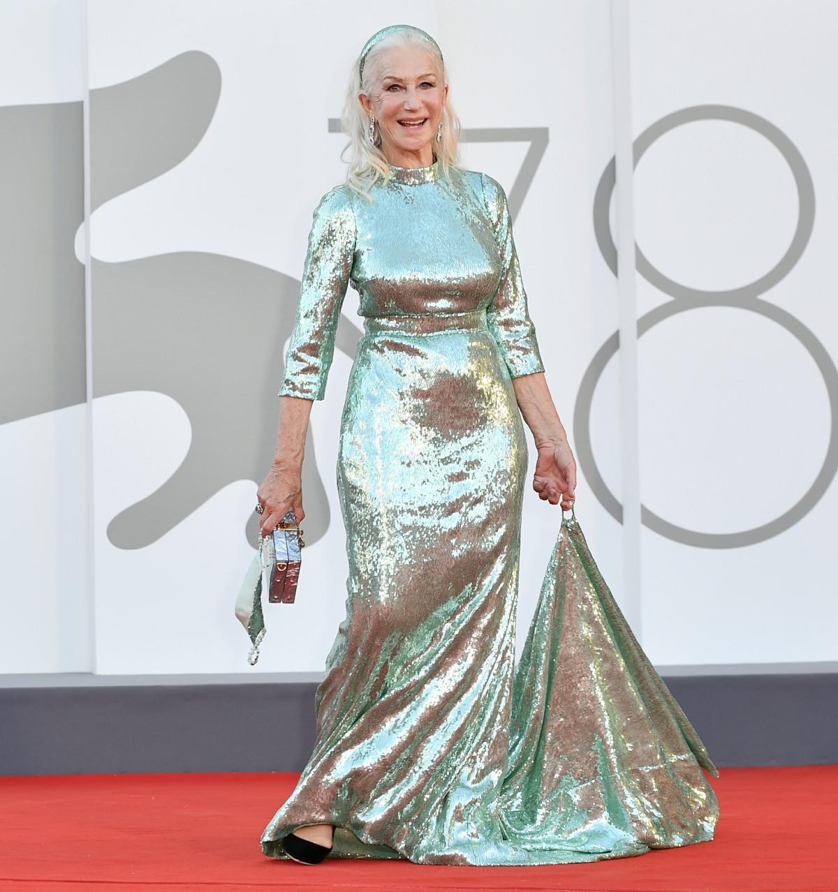 Opening Ceremony, 78th Venice International Film Festival, Italy - 01 Sep 2021