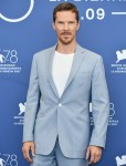 78th Venice Film Festival, photocall of film The Power of the Dog, Venice, Italy