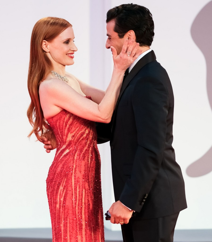 SCENES FROM A MARRIAGE Red Carpet during the 78th Venice International Film Festival