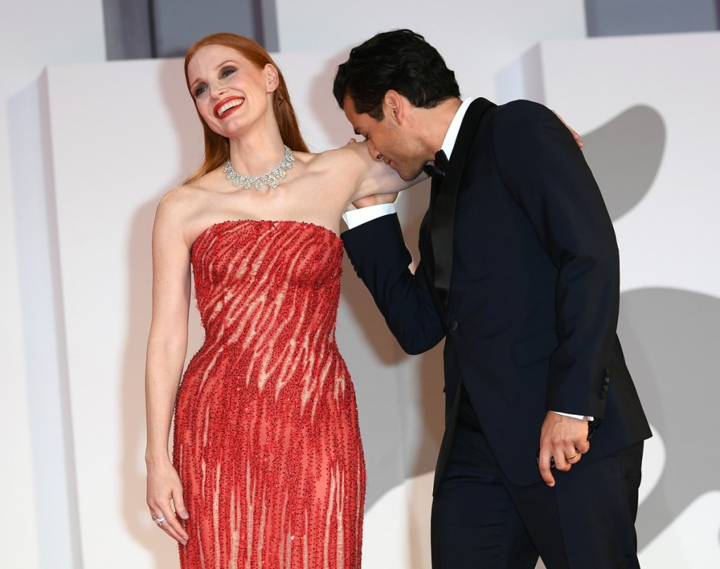 Scenes From a Marriage premiere, 78th Venice International Film Festival, Italy - 04 Sep 2021
