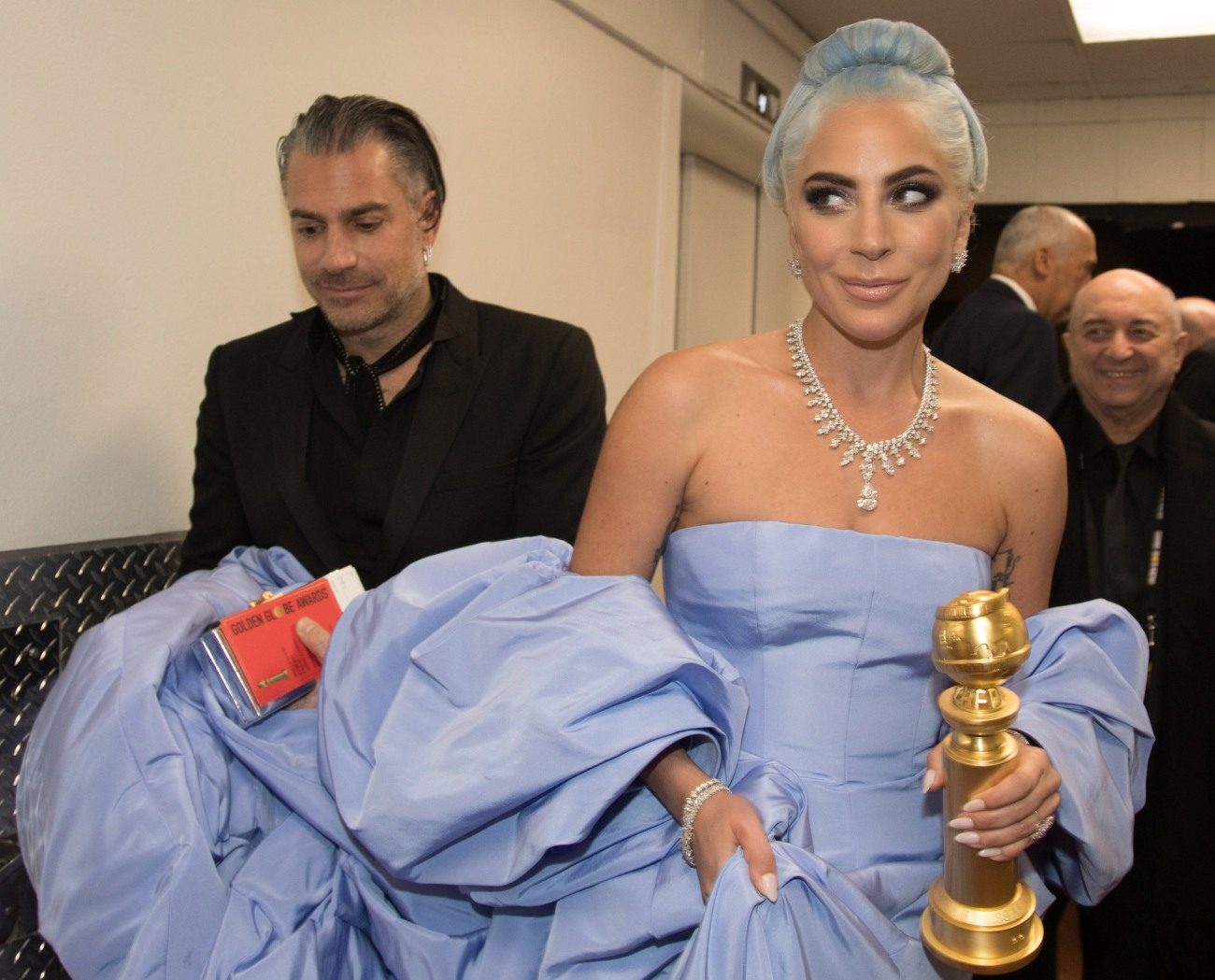 76th Annual Golden Globe Awards - 2019 Backstage