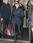 Kim Kardashian leaves the Ritz Carlton and heads to SNL for rehearsals