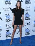 Emily Ratajkowski attends The 2020 Film Independent Spirit Awards in Los Angeles