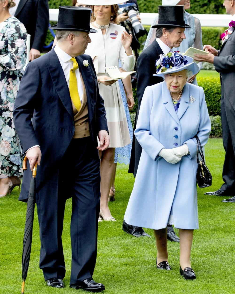 Royal AscotPhoto: Albert Nieboer / Netherlands OUT / Point De Vue OUT