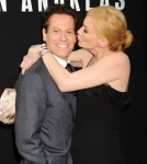 Actor Ioan Gruffudd and wife actress Alice Evans arrive at the 'San Andreas' - Los Angeles Premiere at TCL Chinese Theatre IMAX in Hollywood