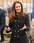 Duke and Duchess of Cambridge visit 282 East Ham Squadron Air Training Corps