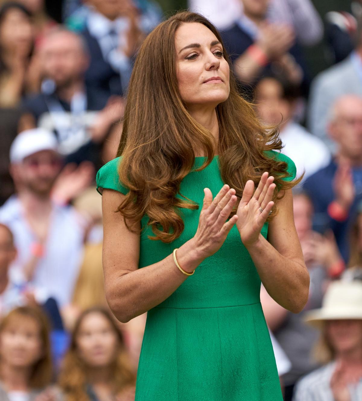 Ladies' Singles Final at the 2021 Wimbledon Championships