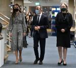 Duchess of Cambridge visits University College London