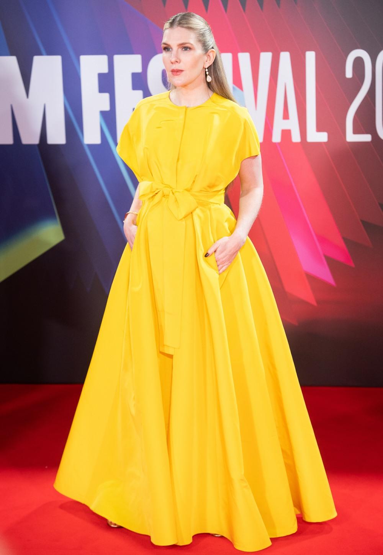 London Film Festival 2021 - The Tender Bar Arrivals at Royal Festival Hall, Southbank Centre, London