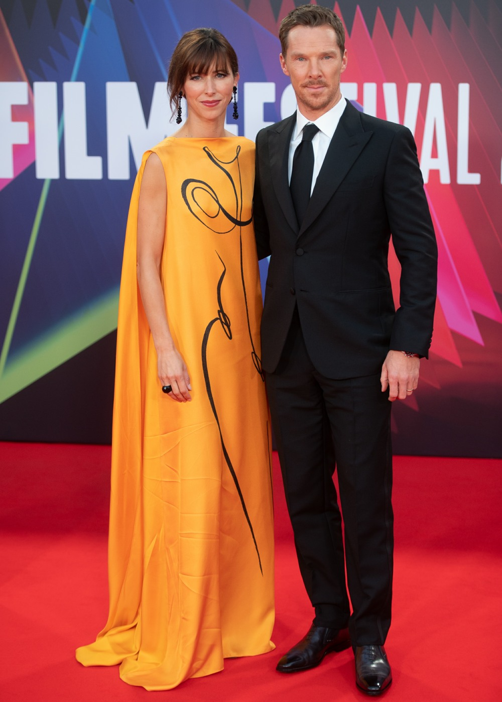 London Film Festival 2021 - The Power Of The Dog UK Premiere Arrivals at Royal Festival Hall, Southbank Centre, London