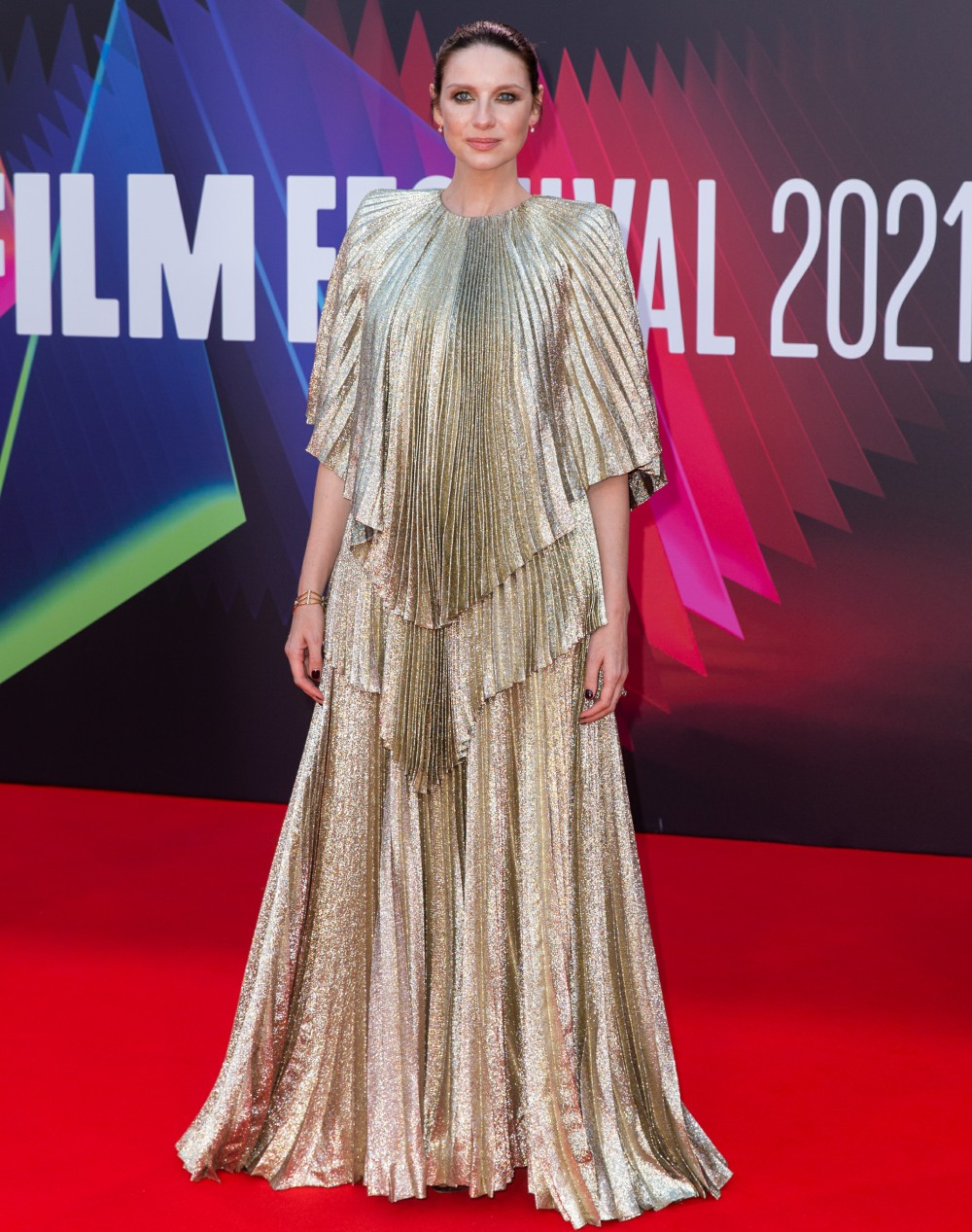 The BFI 65th London Film Festival European Premiere of 'Belfast' held at the Royal Festival Hall